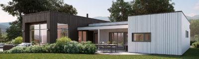 Hustypen Ekeberg fra Blink Hus
